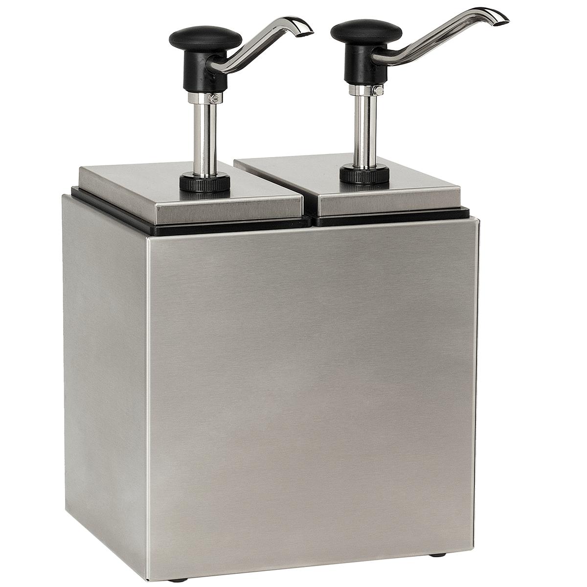 Dosatori Multipli Per Salse (2,5 Litri / Da 1 A 6 Scomparti)