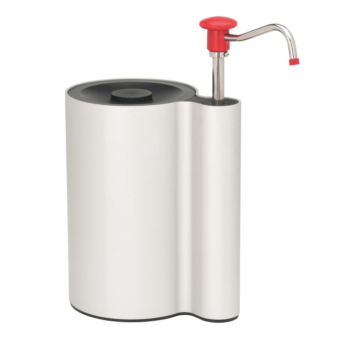 Dosatore A Pressione Con Contenitore In Pet Da 3 Litri